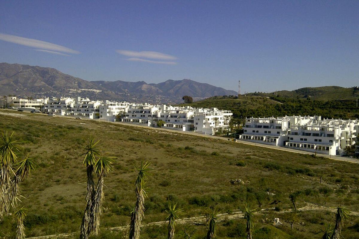 Construcción Obra nueva 300 viviendas, Cala de Mijas, Málaga