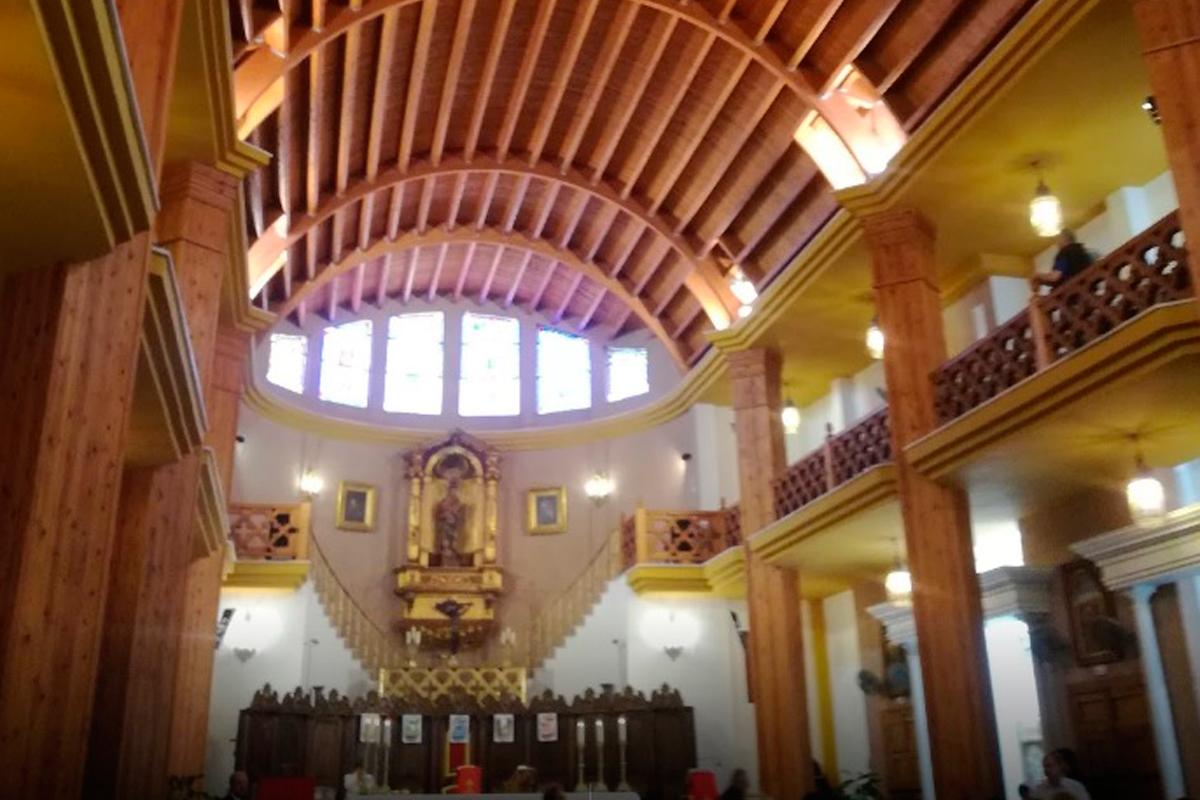 Obra nueva Iglesia Torremolinos, Málaga