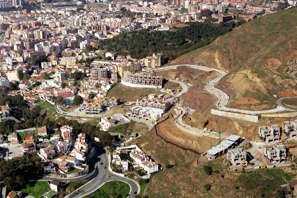 Promoción obra nueva 123 Viviendas La Mania, Málaga
