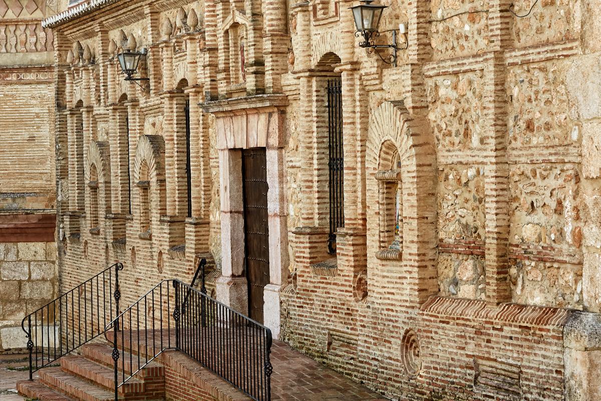 Construcción Reforma Iglesia Alameda, Málaga